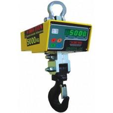 Balança eletrônica suspensa 1000 a 5000 kg ULD1000 - Digitron