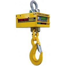 Balança eletrônica suspensa 10 a 40 ton ULD - Digitron