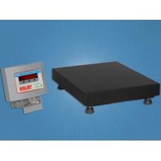 Balança eletrônica 100 kg sem coluna LED  W100 - Welmy