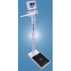 Balança eletrônica 200 kg W110H LED linha médica - Welmy